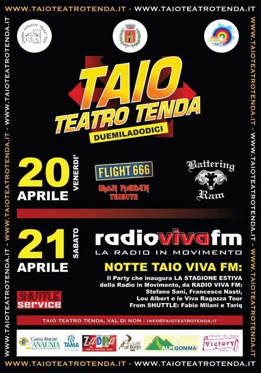 Taio Teatro Tenda 2012 giovani