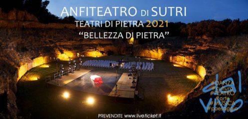 TEATRI DI PIETRA LAZIO - Circuito Danza Lazio a Sutri