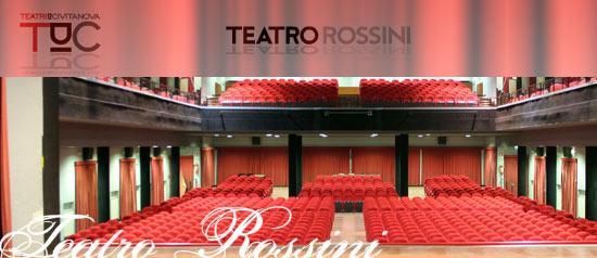 Teatro Rossini Cinema Civatanova Marche