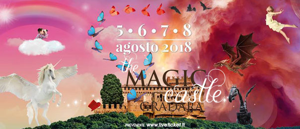 The Magic Castle Gradara 2018