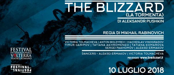 The Blizzard al Teatro Romano a Volterra