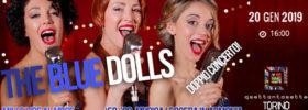 The Blue Dolls - Mille lire al mese al Q77 di Torino