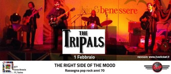 Back to the Beat - The Tripals al Q77 di Torino