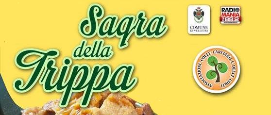 Sagra della Trippa e Festa di Santa Chiara al Pala Bandinelli di Velletri