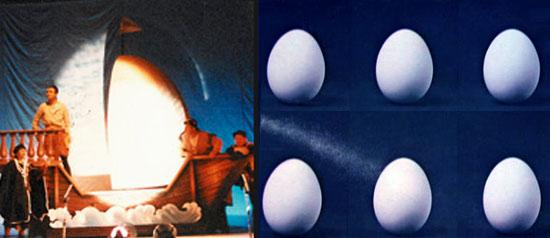 L'uovo di Colombo al Teatro Area Nord di Napoli