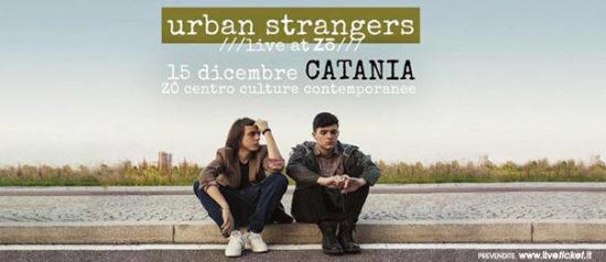 Urban Stranger allo Zo Culture a Catania