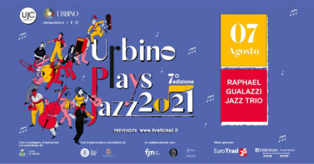 URBINO JAZZ - Raphael Gualazzi Jazz Trio ad Urbino