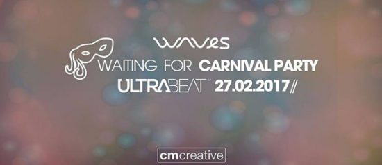 "Waves ""Carnival Party"" all'Ultra Beat a Monteforte Irpino"