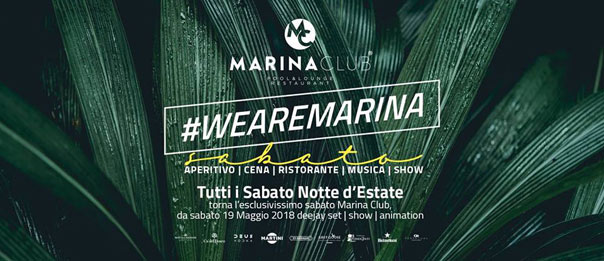 We are Marina al Marina Club a Puntone